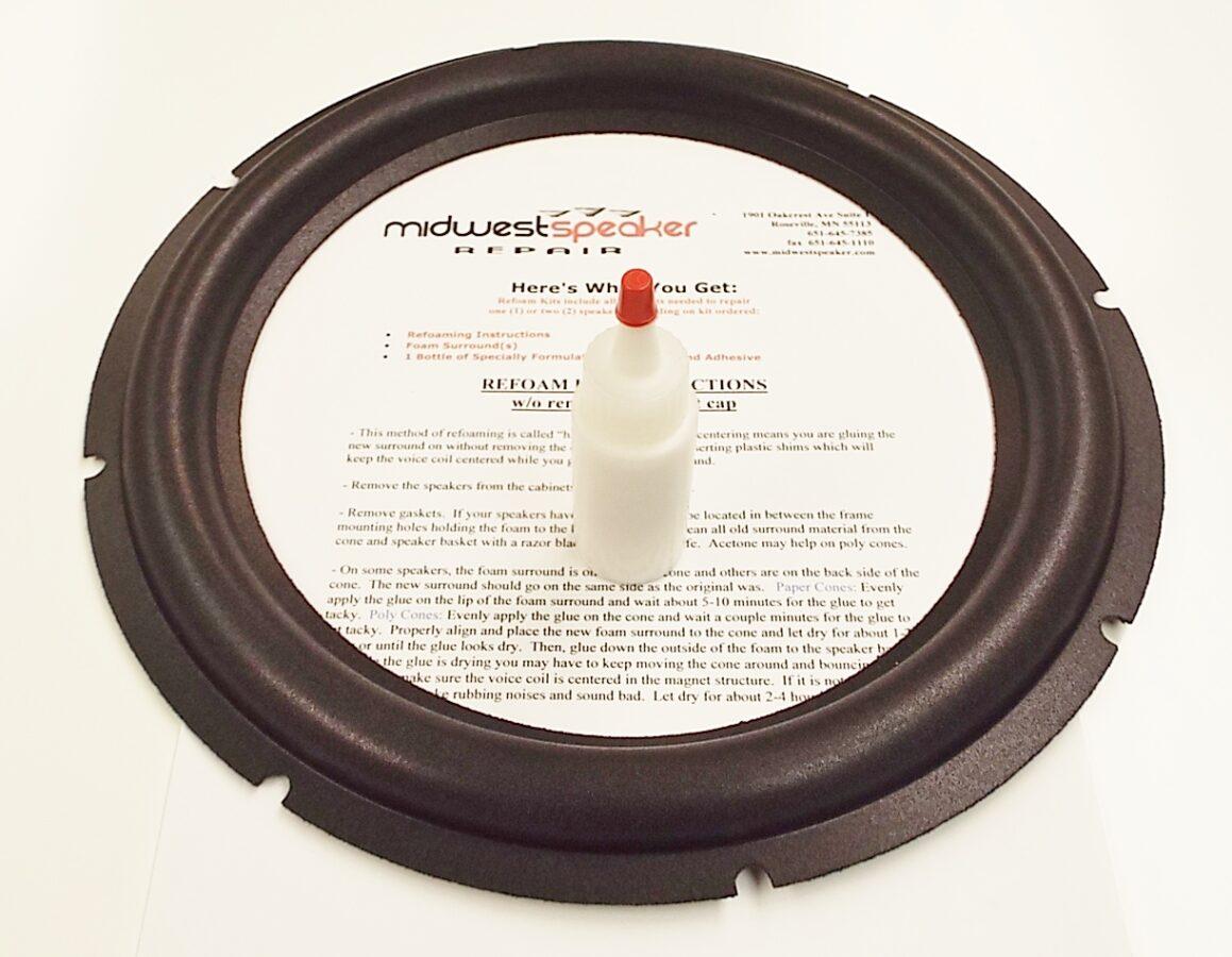 Rockford 12 inch Refoam Kit (F12-9)-2312
