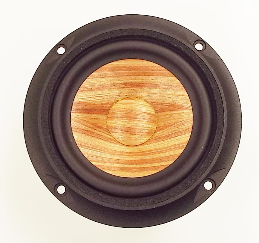 MW Audio MW-7050-8: 5 inch Wood Cone Shielded Woofer-978