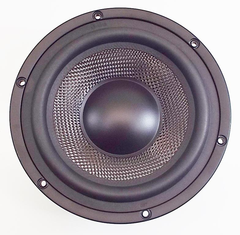 MW Audio MW-5063: 6.5 inch Woofer-1009