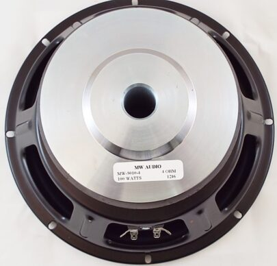 MW Audio MW-5010: 10 inch Woofer-1019