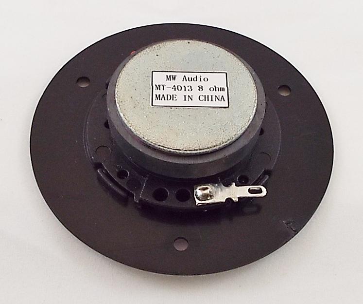MW Audio MT-4013: .5 inch Dome Tweeter-859