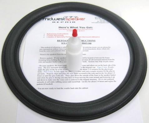Rockford 12 inch Refoam Kit (F12-7)-469