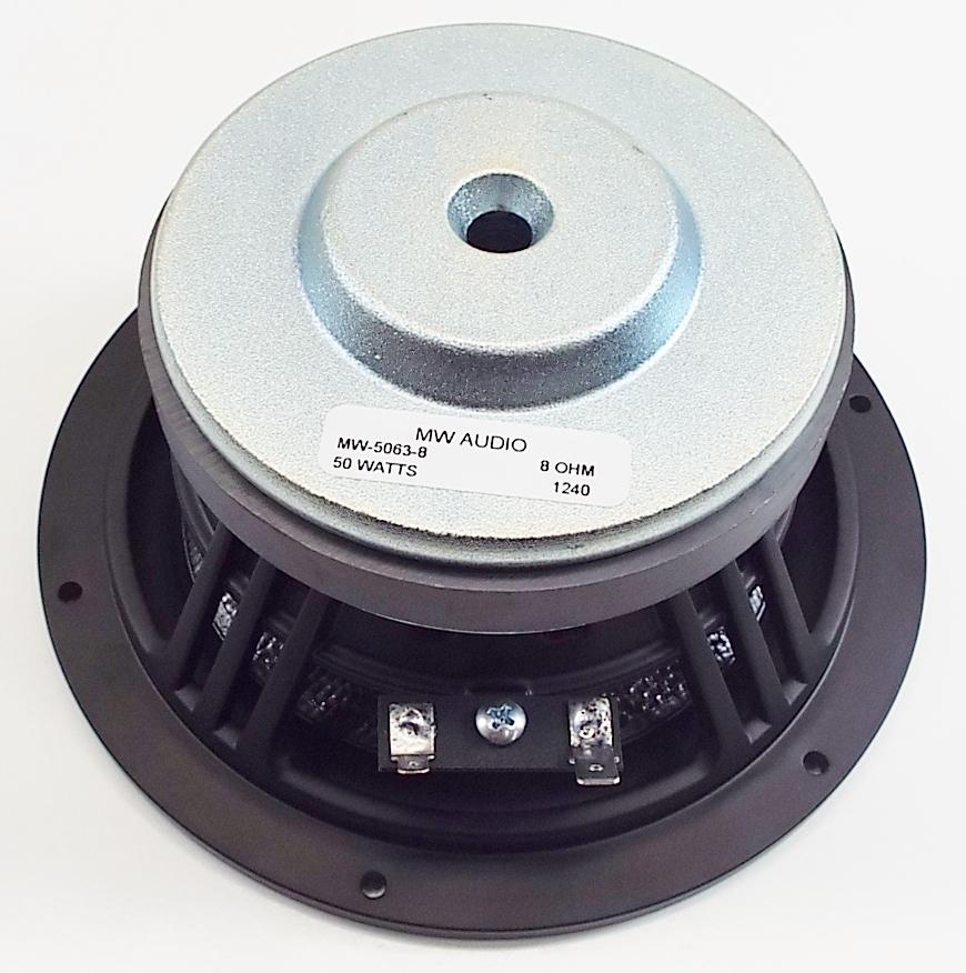 MW Audio MW-5063: 6.5 inch Woofer-1011