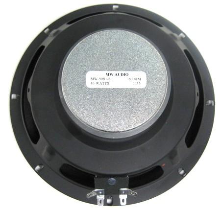 MW Audio MW-5081-8: 8 inch Woofer-961