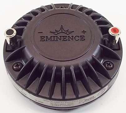 Eminence NSD:2005S Neodymium Compression Driver-0