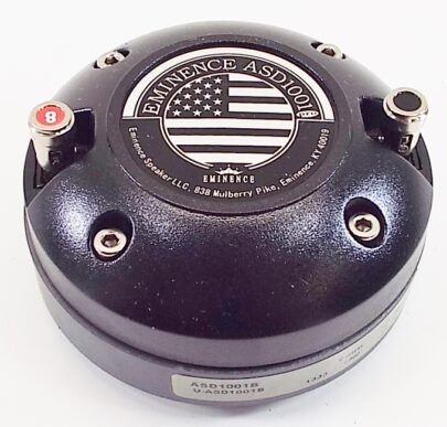 Eminence ASD:1001 High Frequency Driver-0