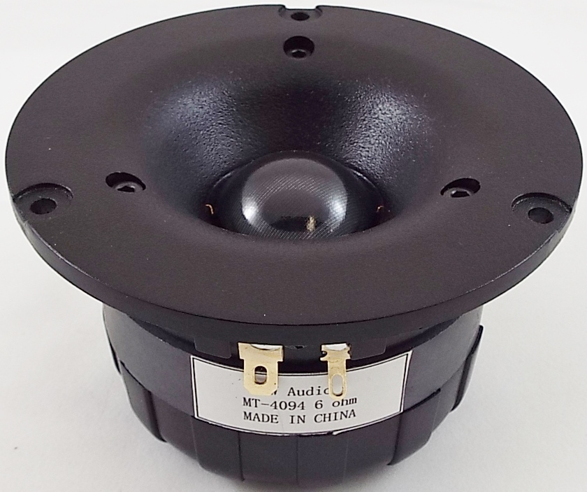 MW Audio MT-4094: 1 125 inch Dome Tweeter