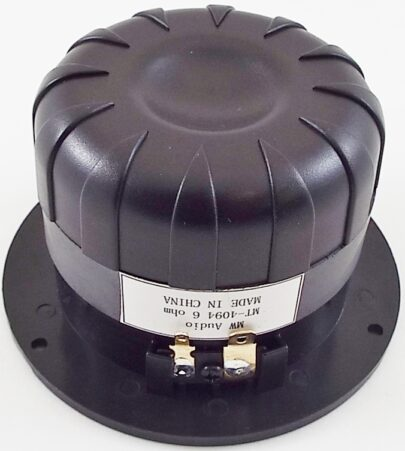 MW Audio MT-4094: 1.125 inch Dome Tweeter-1189