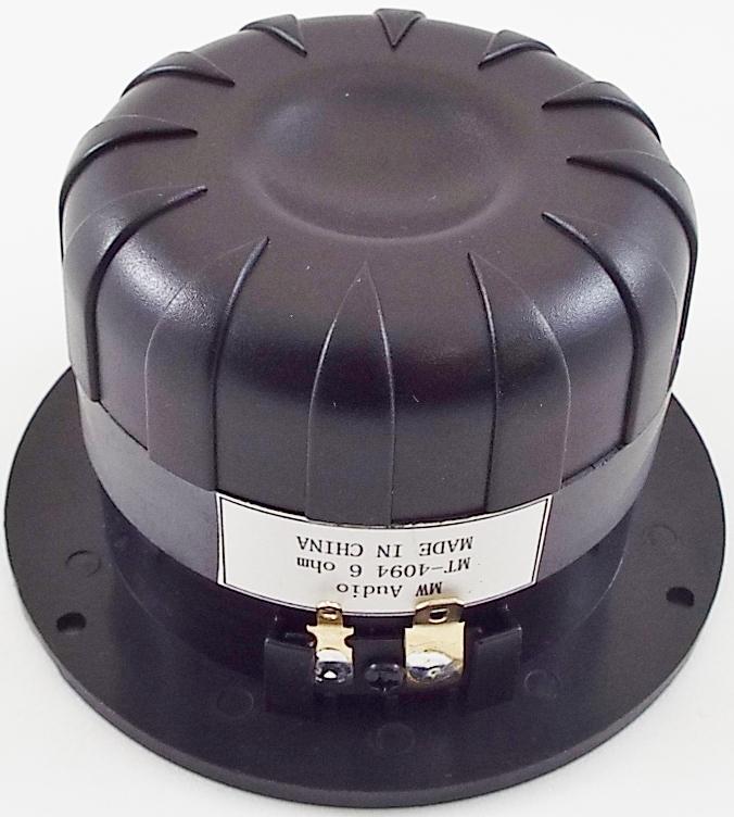 MW Audio MT-4094: 1.125 inch Dome Tweeter-1189
