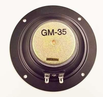 Goldwood GM-35: 5.125 inch Cone Midrange-979