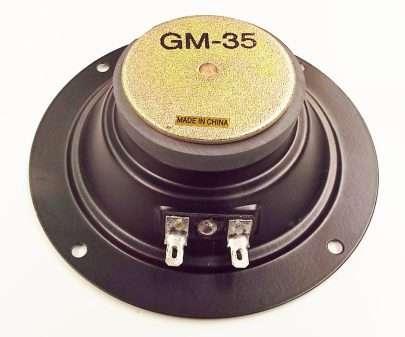 Goldwood GM-35: 5.125 inch Cone Midrange-980