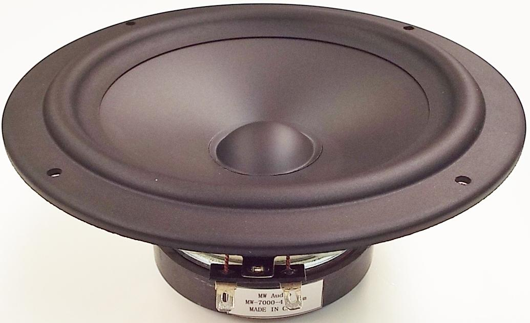 MW Audio MW-7000: 7 inch Polk Audio Copy Woofer-0