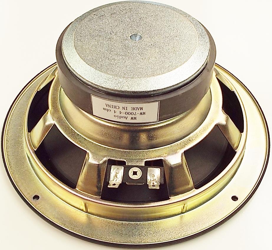 MW Audio MW-7000: 7 inch Polk Audio Copy Woofer-899