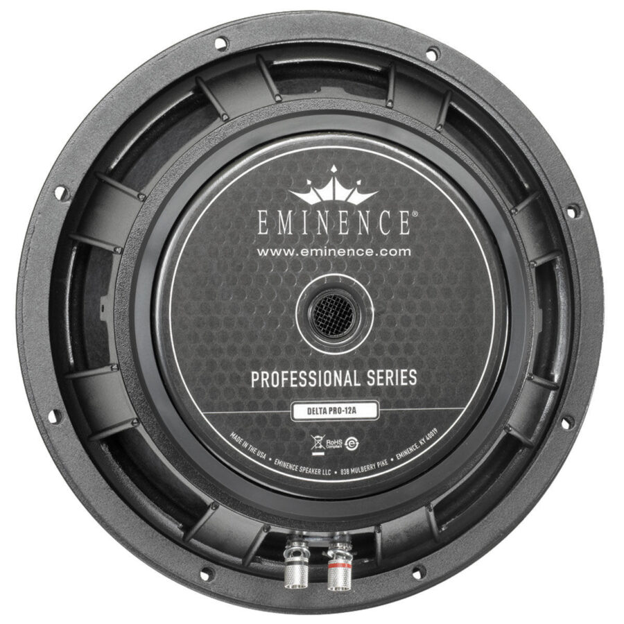 Eminence DELTA PRO-12A: 12 inch Pro Woofer-0
