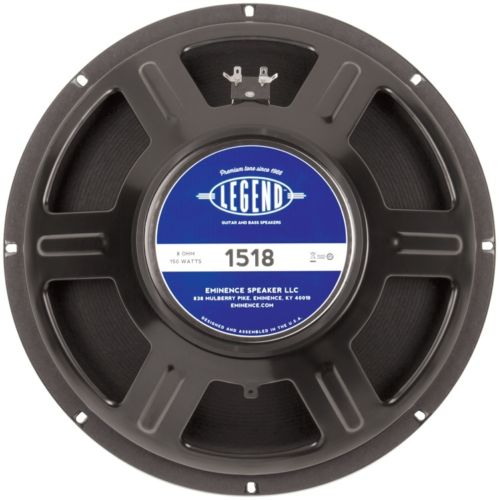 Eminence LEGEND 1518: 15 inch Guitar Speaker-0