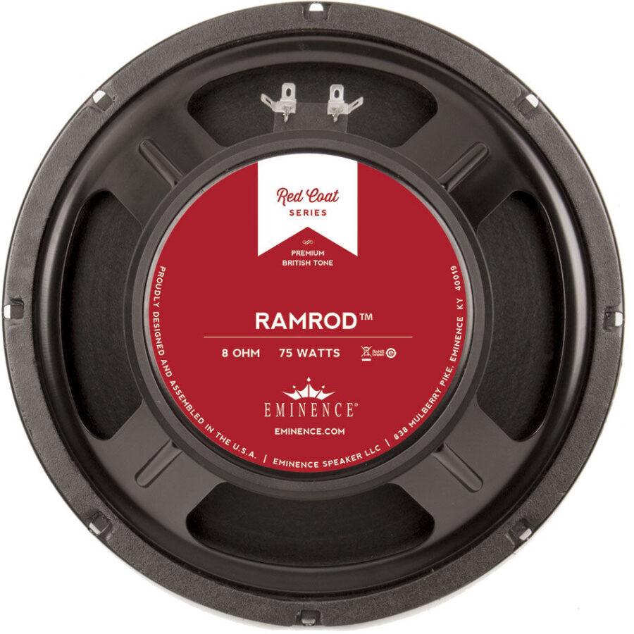 Eminence RAMROD: 10 inch Guitar Speaker-0