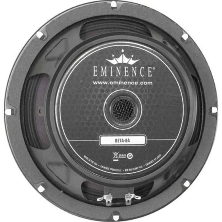 Eminence BETA-8A: 8 inch Mid-Bass / Woofer-0