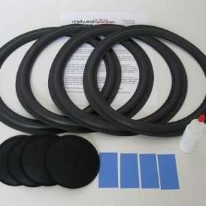 DLK 4: 12 inch Refoam Kit (F12-2)-305