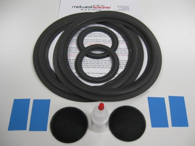 AR48b Refoam Kit (F4-5, F10-5)-424