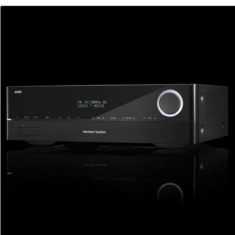 Harman Kardon AVR 1510 Audio/Video Receiver-0
