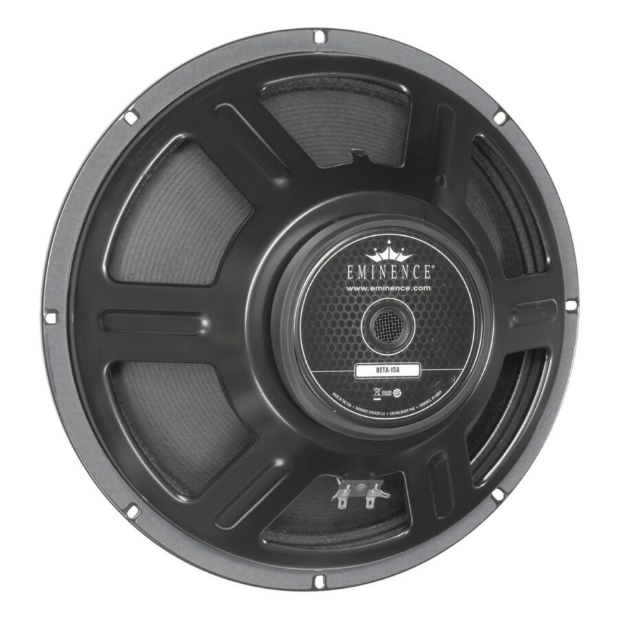 Eminence BETA-15A: 15 inch Woofer-0