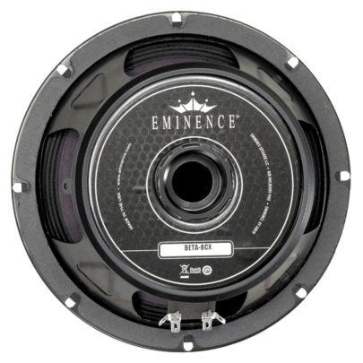 Eminence BETA-8CX: 8 inch Coaxial Speaker-0