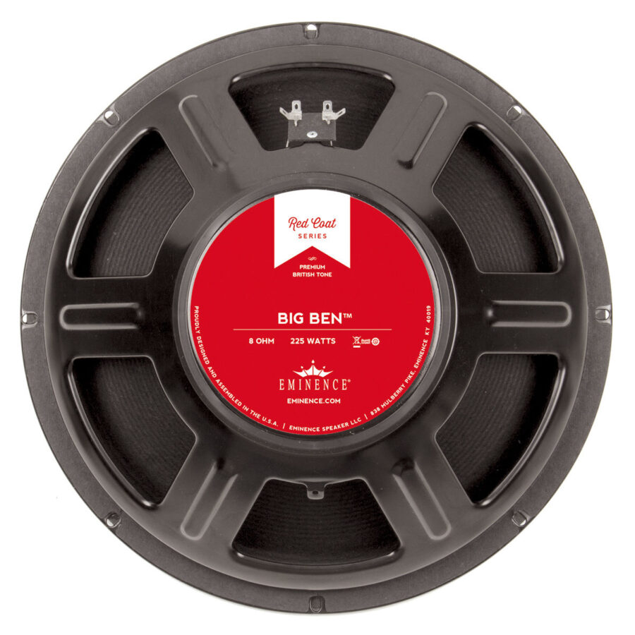 Eminence BIG BEN: 15 inch Guitar Speaker-0