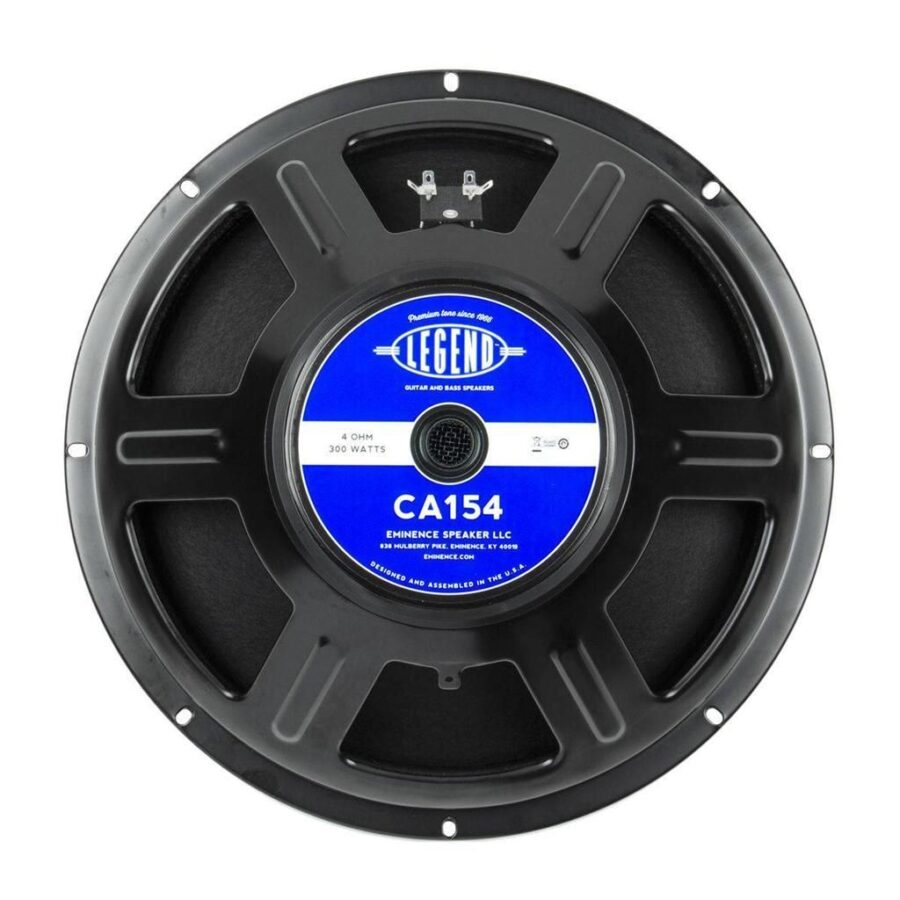 Eminence Legend CA154: 15 inch Bass Guitar Speaker-0