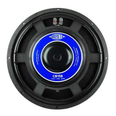 Eminence Legend CB158: 15 inch Bass Guitar Speaker-0