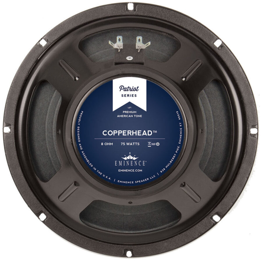 Eminence THE COPPERHEAD: 10 inch Guitar Speaker-0