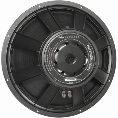 Eminence DEFINIMAX 4018LF: 18 inch Pro Woofer-0