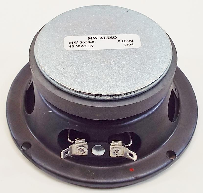 MW Audio MW-5050: 5 inch Woofer-2279
