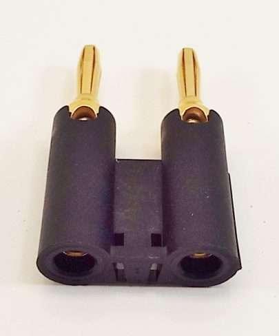 MB-1000: Standard Dual Banana Plug-2552