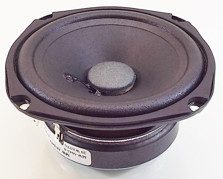 MW Audio MW-5045-8: 4.5 inch Woofer/ Midrange/ Full Range-0