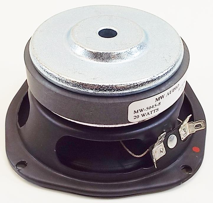 MW Audio MW-5045-8: 4.5 inch Woofer/ Midrange/ Full Range-2579