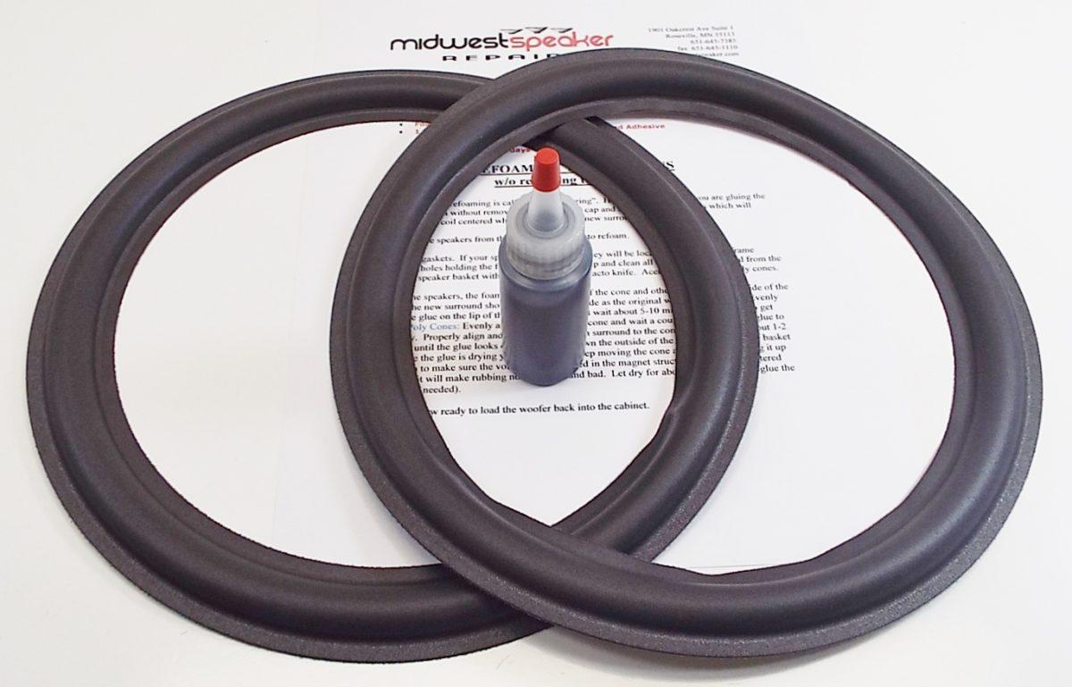 Dynaudio 11 inch Refoam Kit (F11-2)-1103