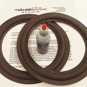 Infinity 8 inch Refoam Kit (F8-2)-2464