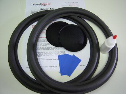 Altec 12 inch Refoam Kit (F12-8)-303