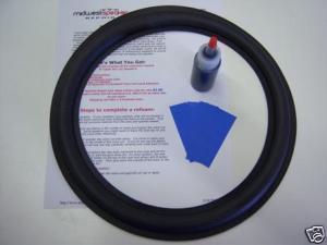 JL Audio 12 inch 12W3 Refoam Kit (F12-15)-482
