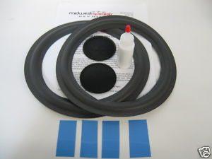 JBL 10 inch LX55, LX600, LXE990 Refoam Kit (F10-5)-332