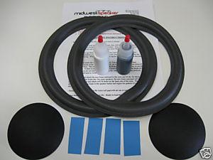 JBL 10 inch 127A/127H Refoam Kit (F10-3)-334