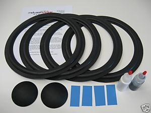 JBL 12 inch L150 (4 Surround) Refoam Kit (F12-4)-336