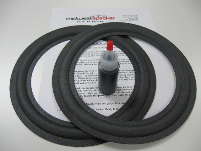 Infinity 10 inch Refoam Kit (F10-4)-317