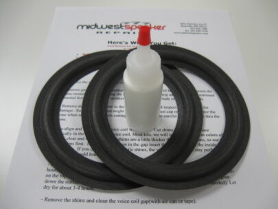 6.5 inch Refoam Kit (F6-9)-567