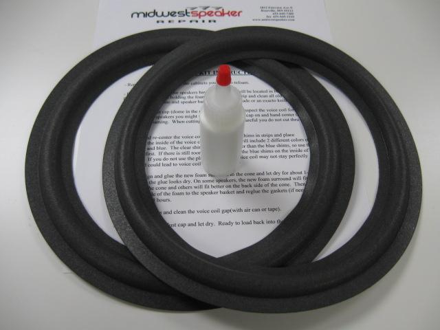 10 inch Refoam Kit (F10-3)-525