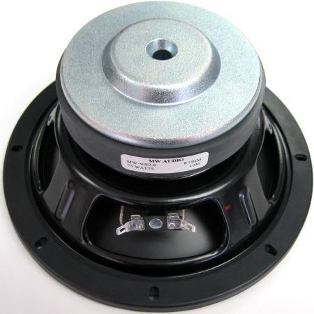 MW Audio MW-5082: 8 inch Woofer-963