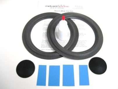 Infinity 8 inch (SM series) Refoam Kit (F8-2)-415