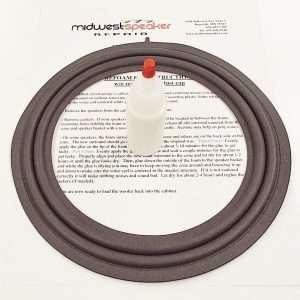 9 inch M Roll Refoam Kit (F9-2)-466