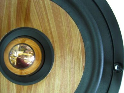 MW Audio MW-7065-8: 6.5 inch Wood Cone Woofer-918