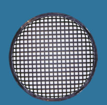 "SWG-10: 10"" Steel Waffle Grille Cover-0"